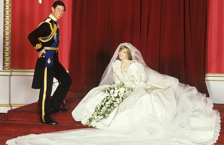 Royal Wedding Prince Charles Lady Diana Spencer