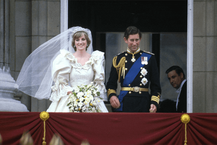 Charles & Diana Wedding